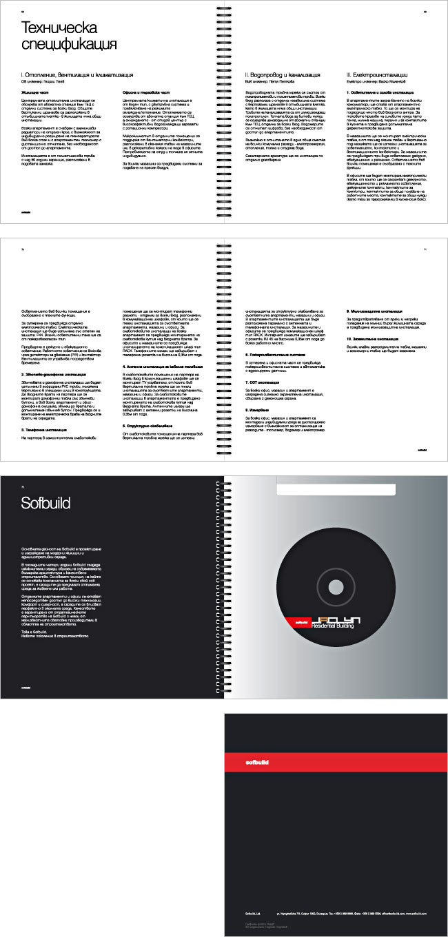 Pages 68-72 & Back Cover